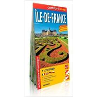 ExpressMap Ile de France comfort map