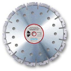 Tarcza diamentowa laserowa superior g16 lcw500- segment typu w  od producenta Gtools