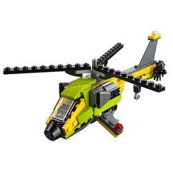 31092 PRZYGODA Z HELIKOPTEREM (Helicopter Adventure) KLOCKI LEGO CREATOR