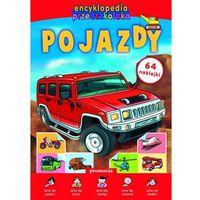 Encyklopedia przedszkolaka - Pojazdy (opr. broszurowa)