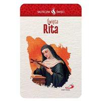 Karta skuteczni święci - święta rita marki Praca zbiorowa