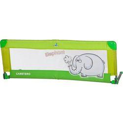 Bariera ochronna CARETERO do łóżka Safari Elephant zielony + DARMOWY TRANSPORT! ()