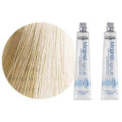 Loreal Majirel High Lift | Trwała farba rozjaśniająca włosy – kolor ASH PLUS popielaty głęboki – 50ml x2
