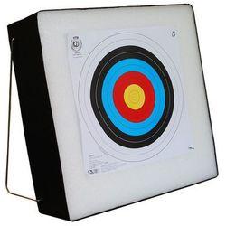 Mata łucznicza piankowa 60x60x10 cm ze stelażem z kategorii łuki i akcesoria