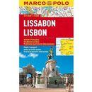Lizbona / Lisboa 1:15 000. Laminowany plan miasta. Marco Polo, Marco Polo