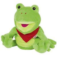 Goki Pacynka dla dzieci na dłoń - żabka frilo