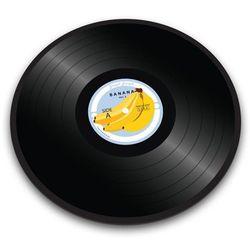 Joseph Joseph - Żaroodporna podstawka okrągła Vinyl - żółta - Żółty
