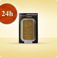 100 g Sztabka złota - wysyłka 24 h!