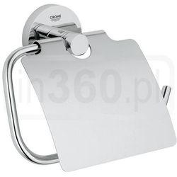 Grohe Essentials Uchwyt na papier chrom 40367001 z kategorii Uchwyty na papier toaletowy