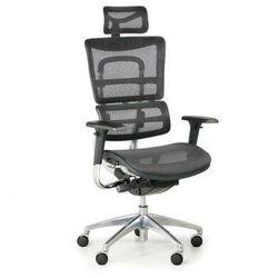 Uniwersalne krzesło winston saa, czarny marki B2b partner