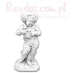 Figura ogrodowa betonowa dziecko 69cm