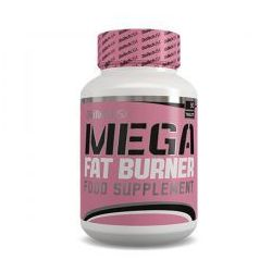 BioTech USA Mega Fat Burner 90tab, kup u jednego z partnerów