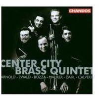 Chandos Quintet, sonatine, three pieces, music for brass instruments (0095115101728)