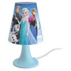 Philips 71795/35/16 - Lampa stołowa dla dzieci DISNEY FROZEN LED/2,3W/230V - produkt z kategorii- Oświetleni