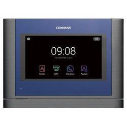 """Commax Monitor 7"""" z serii""""fine view hd"""" cdv-704ma dark silver"""