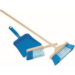 Niebieski zestaw do sprzątania (4013594153492)