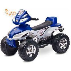 Toyz Cuatro Quad na akumulator nowość navy (dziecięcy pojazd elektryczny)