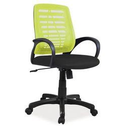 Signal Krzesło obrotowe q-073 z tkaniny membranowej