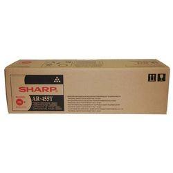 oryginalny toner ar-455t, black, 35000s, sharp ar-m351u, n, 451u, n, marki Sharp