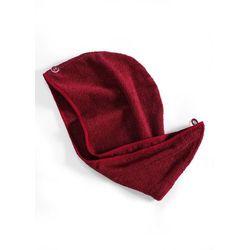 """Bonprix Ręcznik turban """"new uni"""" jeżynowy"""
