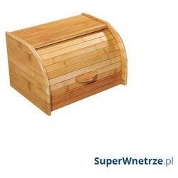 Chlebak bambusowy 27 x 20 x 17 cm marki Zassenhaus