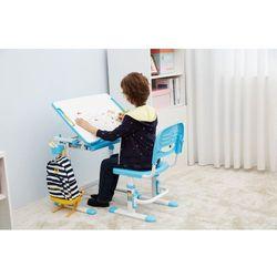 comfortline biurko i krzesło dla dziecka - zestaw blue marki Vipack