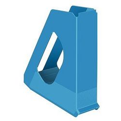 Pojemnik na dokumenty europost vivida niebieski 70mm 623937 marki Esselte