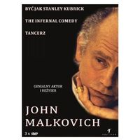 John Malkovich Box (3 DVD)