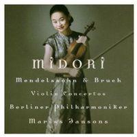 Mendelssohn & Bruch: Violin Concertos - Midori, towar z kategorii: Muzyka klasyczna - pozostałe