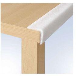 REER Nakładki zabezpieczające na krawędzie i narożniki kolor biały 4 x 50 cm - produkt z kategorii- Zabez