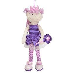 Lalka Szmacianka Fioletowa Wróżka 45 cm - Beppe z kategorii Pacynki i kukiełki