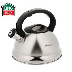 Kinghoff Czajnik stalowy 3.0l inox [kh-3236] (5908287232365)