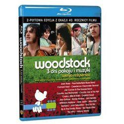 Film GALAPAGOS Woodstock: 3 dni pokoju i muzyki (2 Blu-ray) z kategorii Filmy dokumentalne