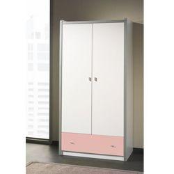Vipack Szafa dwudrzwiowa bonny pink (5420070216760)