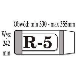 Okładka książkowa regulowana R5 (50szt) IKS od InBook.pl