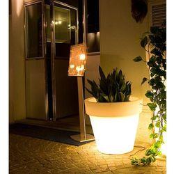 BORDATO LISCIO donica podświetlana LED
