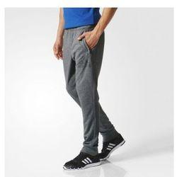 adidas Prime Spodnie do biegania Mężczyźni szary XL Legginsy do biegania ze sklepu Bikester