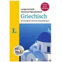 Langenscheidt Universal-Sprachführer Griechisch - Buch inklusive E-Book zum Thema 'Essen & Trinken' Redaktion