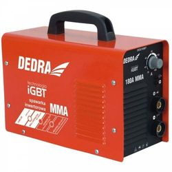 Spawarka inwentorowa DEDRA DESi199BT IGBT MMA 180A + DARMOWA DOSTAWA! (spawarka inwertorowa)