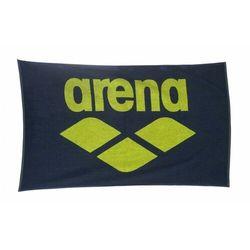 ręcznik pool soft towel shark-lime soda 150x90 cm marki Arena