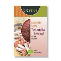 Salami toscanella plastry bio 80 g -  marki Bio verde