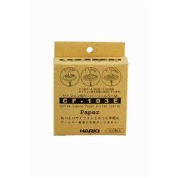 Papierowe filtry syphon 100 sztuk - cf-103e marki Hario