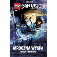 LEGO Ninjago Komiks. Mroczna wyspa. Pierwsza część trylogii, Media Service Zawada