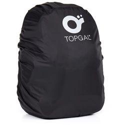 Topgal Pelerynka na plecak na notebook  top 163 a - black