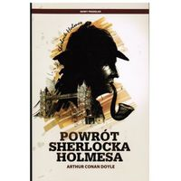 SHERLOCK HOLMES. POWRÓT SHERLOCKA HOLMESA Arthur Conan Doyle (9788389683885)