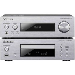 System muzyczny PIONEER P1S Pure Stereo Audio XC-P01S + S-P01LR + DARMOWY TRANSPORT! (2906625412588)