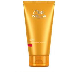 Sun Protection Cream - ochronny krem przed słońcem do włosów grubych 150ml, produkt marki Wella