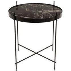 Zuiver  stolik cupid czarny marmur 2300080