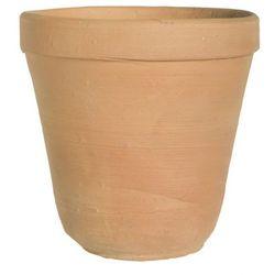 Ib Laursen - Doniczka z gliny ręcznie formowana