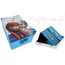 Pudełko Pojemnik Frozen Kraina Lodu z kategorii Pojemniki na zabawki